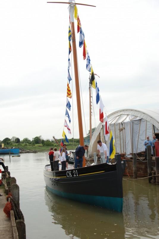 Maria Launch